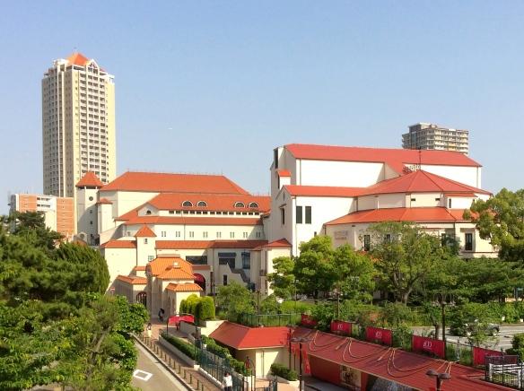 The Takarazuka Grand Theatre complex