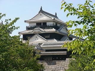 Matsuyama_Castle_tower