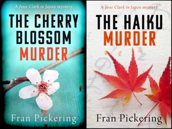 cherry blossom and haiku