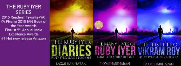 The Ruby Iyer Series